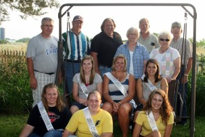 2011 Queen and Court