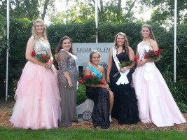 2014 Queen and Court