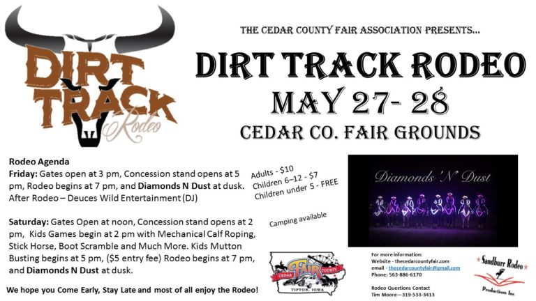 2016 Dirt Track Rodeo